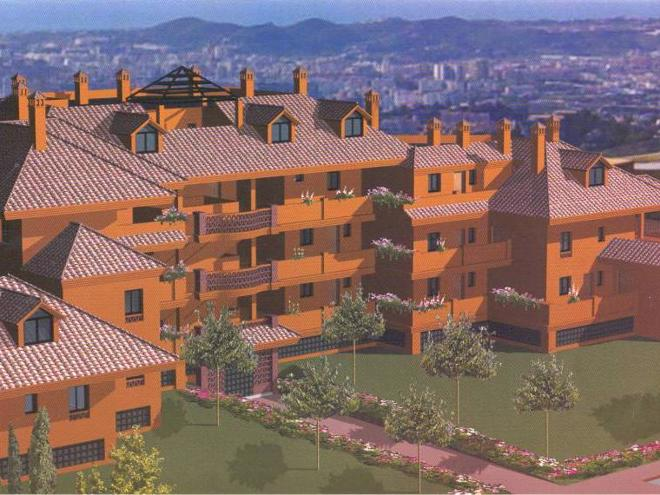 Artists Impression of Development
