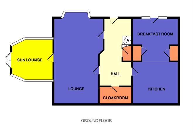 Dwellinghouse One Ground Floor Plan