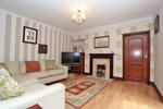 Alternative view of living room