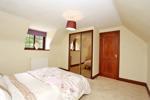 Alternative view of third bedroom