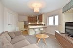 Lounge_Kitchen area on open plan