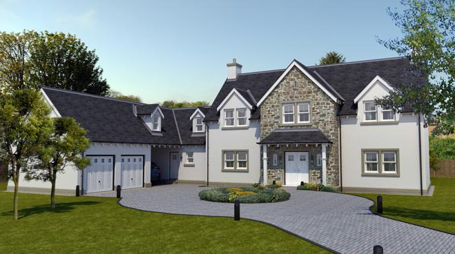 Artists Impression of Property - Plot 2