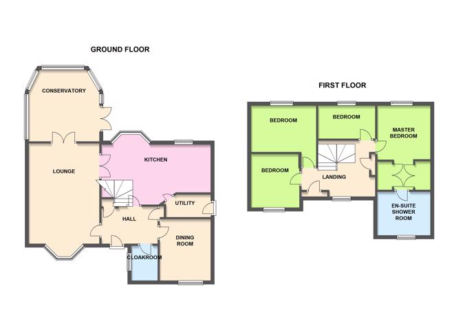 Floorplans are indicative only - not to scale