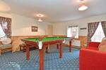 Versatile Annex currently used as a Games Room