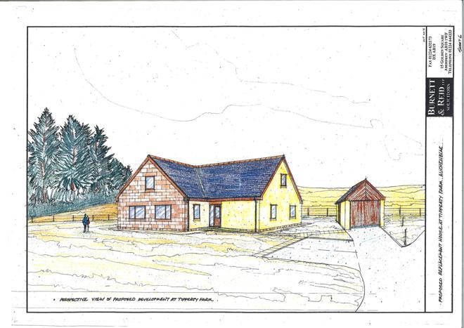 Sketch Drawing of Plan