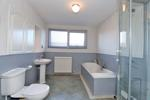 Jack and Jill Bathroom (in owners accommodation)