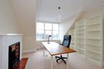 Top floor bedroom or study