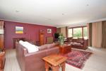 Tastefully presented living room