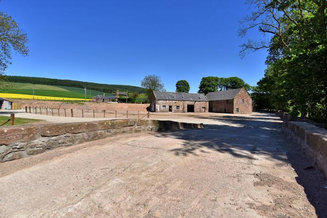 Site 1, Mill Of Kincardine