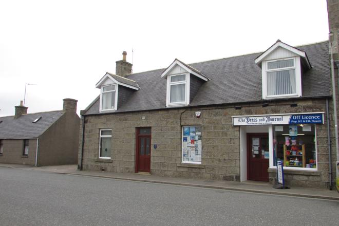77 High Street, New Aberdour