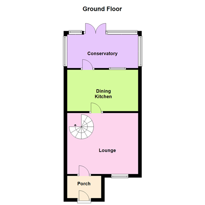 Floorplan - Ground Floor