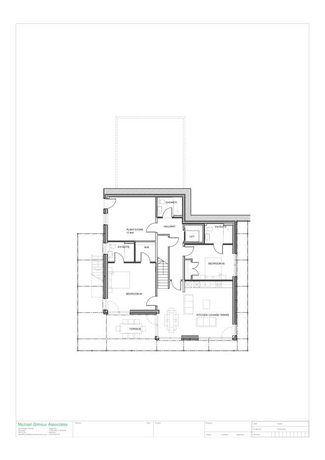 Lower Floor Plan