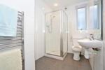 Disabled shower room