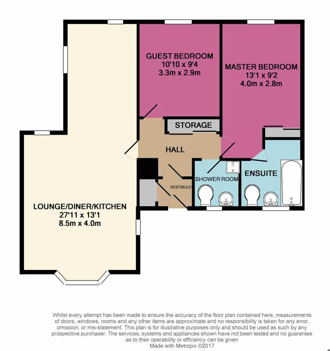 4 Jubilee Court Floor Plan