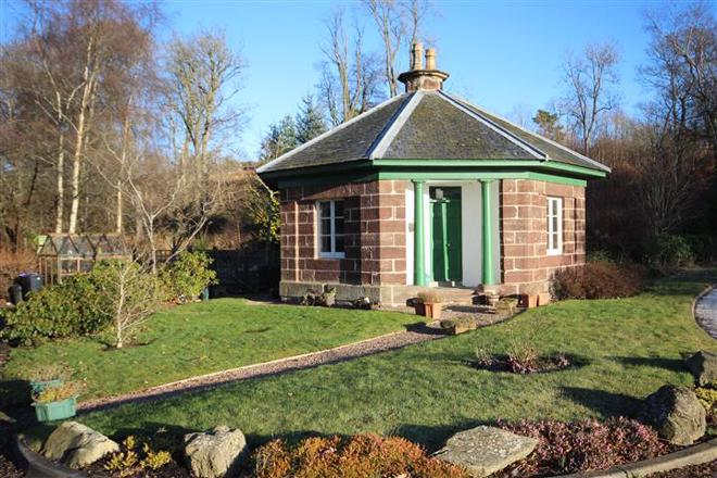 THE OLD TOLL HOUSE, DEVERON BRIDGE, TURRIFF