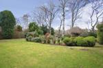 Superb, extensive rear garden