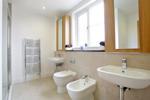 En-suite shower room (alternative view)