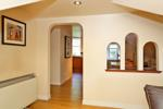 Arch to Dining Area