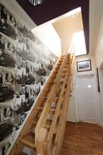 Hall & Stairs to Attic