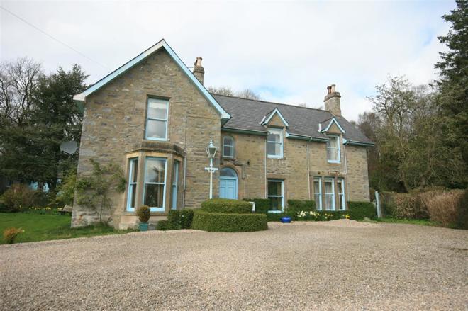Rhu Lodge, Grange, Keith