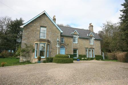 Rhu Lodge, Grange, Keith
