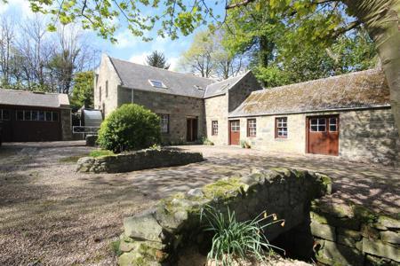 Quartalehouse Mill, Stuartfield