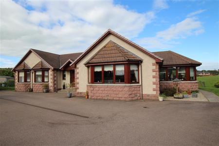 THE GRANGE, 2 ST CONGAN'S DEN, TURRIFF