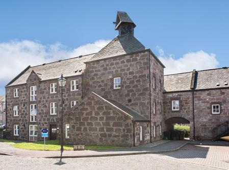 Cowie Mill