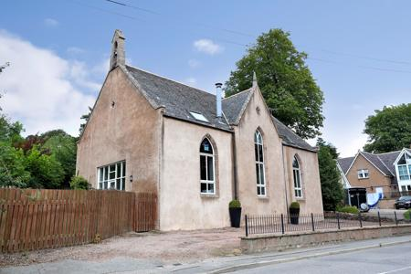 The Auld Kirk Exterior