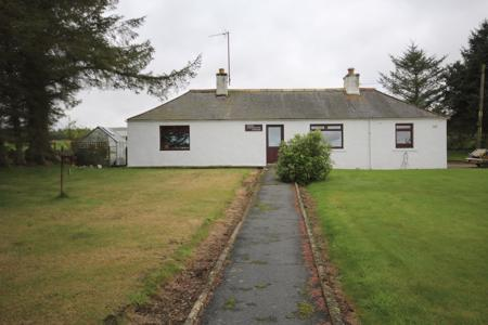 North Burreldales Cottage, Alvah, Banff